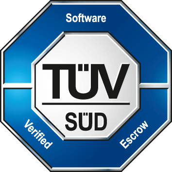 TÜV Süd verified software